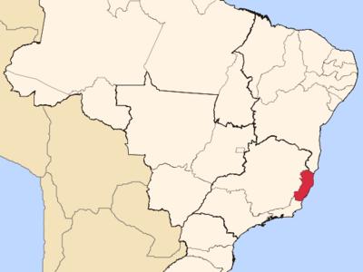 Brazil  State  Espirito Santo