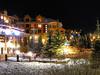 Breckenridge CO Night View