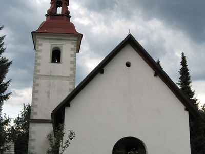 Church Of St. Radegund