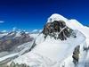 Breithorn From Observation Platform At Klein Matterhorn