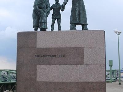 Bremerhaven German Emigrants