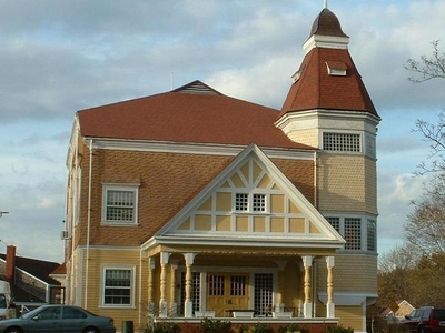 Brewster  Old  Town  Hall