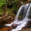 B Reynolds Falls - Ricketts Glen State Park PA