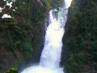 Bridal Veil Falls Scenic Viewpoint Estado