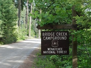 Bridge Creek Campground