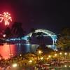 Bridge Of The Americas At Night