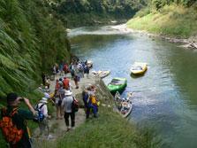 Bridge To Nowhere To Mangapurua Landing Track - North Island - New Zealand