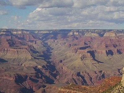 Bright Angel Creek Canyon - Arizona - USA