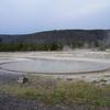 Brilliant Pool - Yellowstone - USA