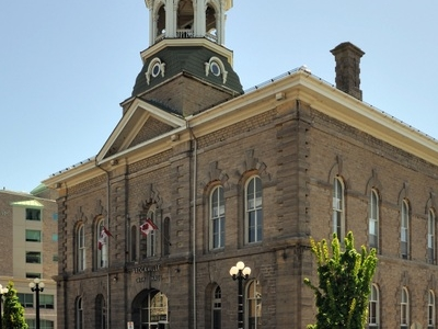 Brockville Rathaus
