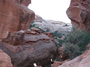 Broken Trail Arch