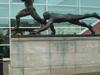 Bronze  Statue  Northampton  R F C