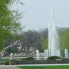 Brookfield Zoo's Roosevelt Fountain