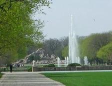 Brookfield Zoo's Roosevelt Fountain