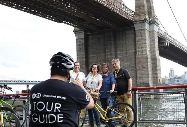 BROOKLYN BRIDGE GUIDED BIKE TOUR - 2 HRS Photos