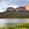 Brooks Lake WY Absaroka Range
