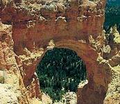 Bryce Natural Bridge