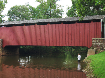 Buchers Mill Covered Bridge