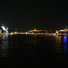 Budapest At Night, Seen From Margit Híd