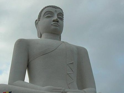 Buddha Statue Elephant Rock