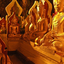 Buddha Statues In Pindaya