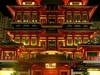 Buddha Tooth Relic Temple Night