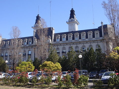 The Buenos Aires Customs House