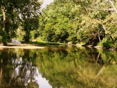 Buffalo River Hohenwald