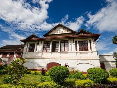 Building In Luang Prabang