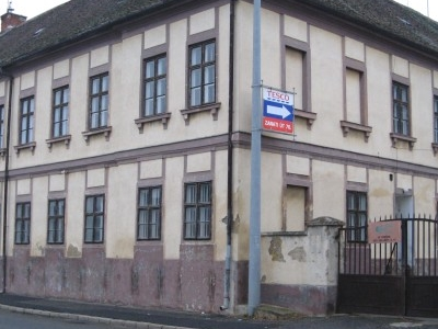 Building Of The Former Erdődy Castle