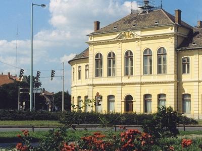 Building Of The Music School-Hódmezővásárhely