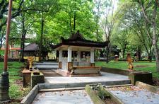 Bukit Seguntang Tombs Complex