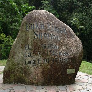 Bukit Timah Nature Reserve  ,Singapore