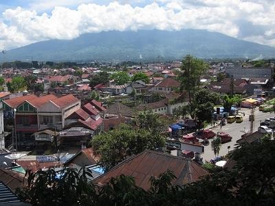 Bukittinggi - Sumatra Overview