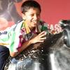 Bull Fight For Kids