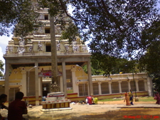 Bull Temple - Bangalore - Side View
