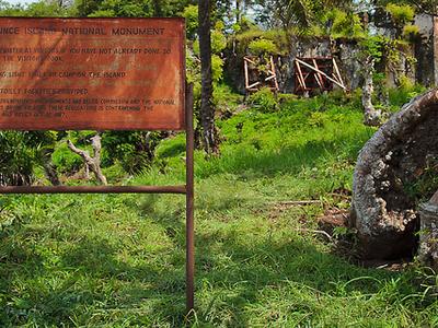 Bunce Island Sierra Leone