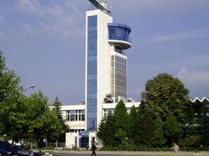 O aeroporto de Burgas