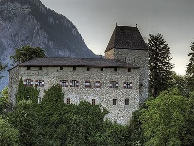 Burg Lichtenwerth, Münster, Austria