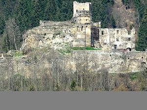 Ruinas Glanegg