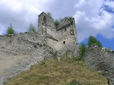 Burgruine Rabenstein, Virgen, Austria