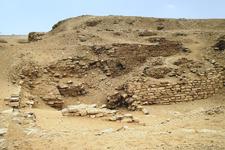 """Buried Pyramid"" - Saqqara - Egypt"