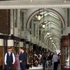 North Entrance To The Burlington Arcade