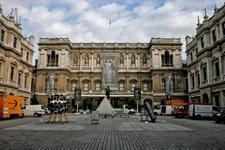 The Royal Academy At Burlington House