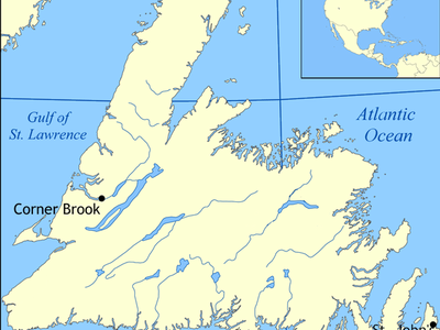 Burnt Islands Is Located In Newfoundland
