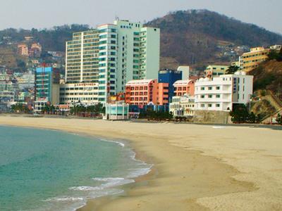 Busan Songdo Beach