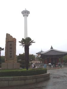 Busan Tower And Yongdusan Park