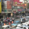 Busy Market On Ajmal Khan Road 2 C Karolbagh 2 C New Del