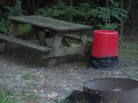 Butcher Jones Camp Site