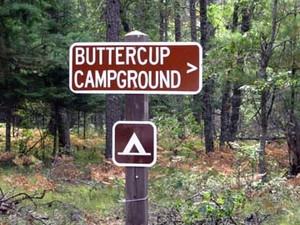Buttercup Grupo Campground